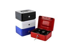 METAL CASH BOX N.2 15x12x8cm